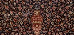 Fine Ardabil Design Rug