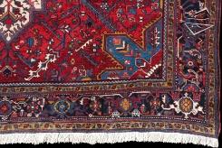 Persian Mehrivan Heriz Rug