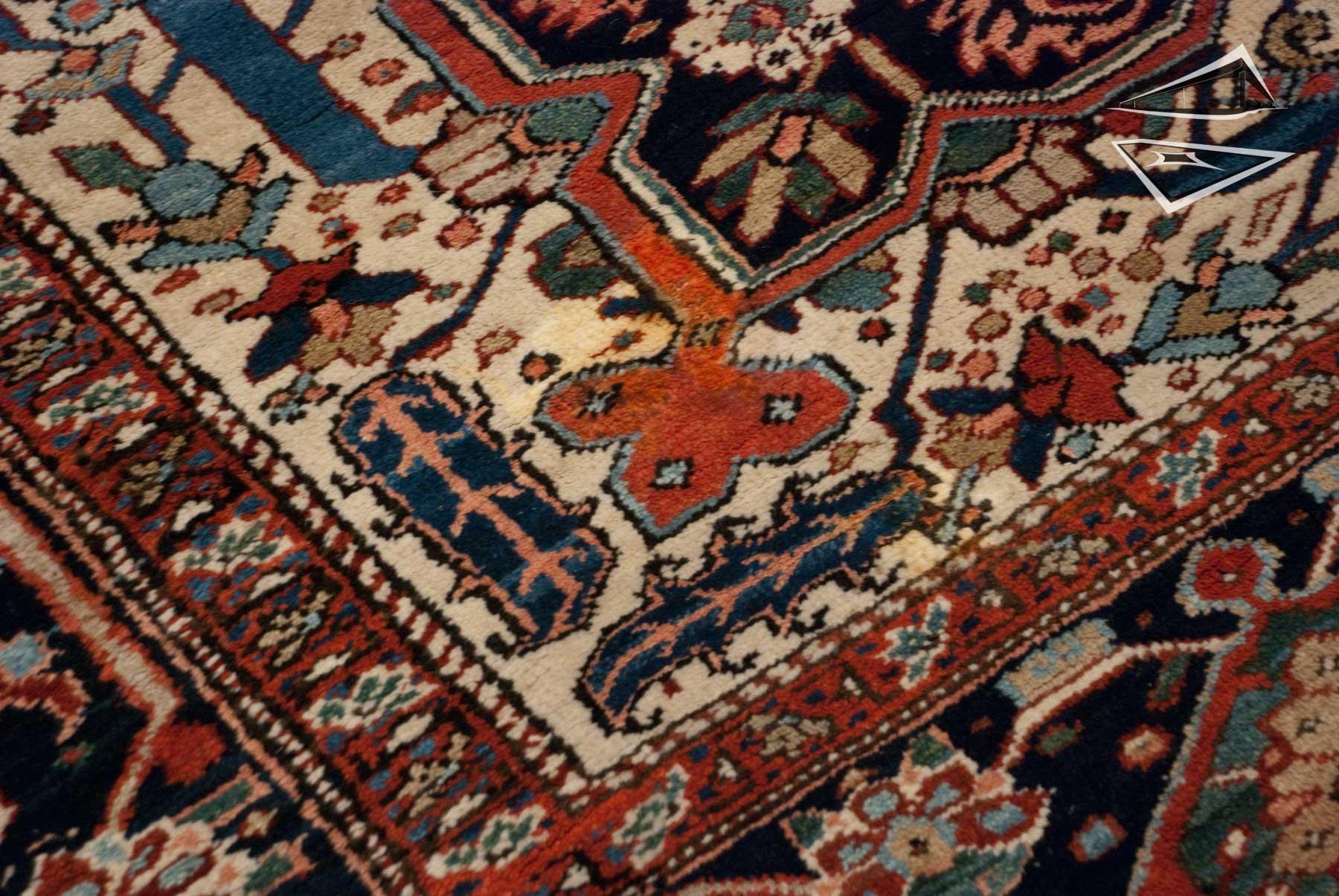 Persian Bakshaish Rug 11 X 14