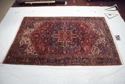 Persian Zarneh Rug