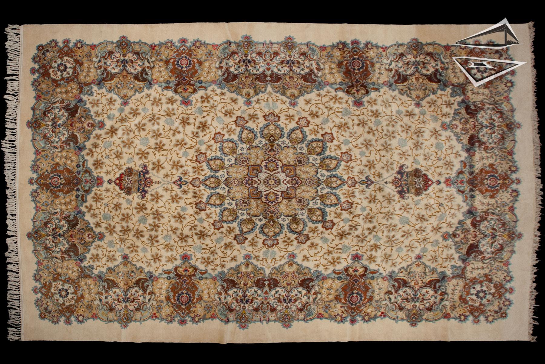 Persian Kashan Rug 10 X 16
