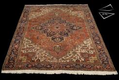 Persian Mehrivan Rug