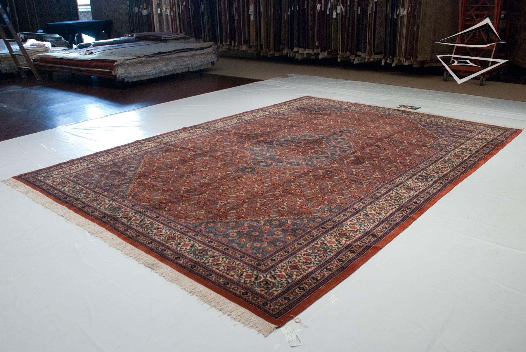 Persian Tabriz Rug 10 X 15