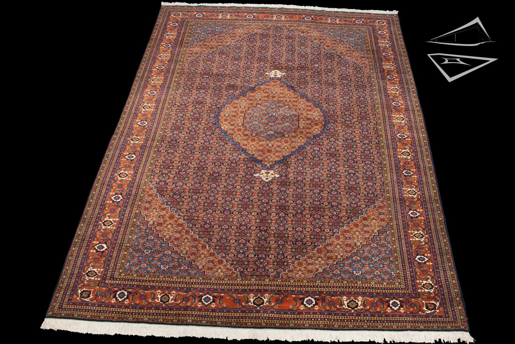 Persian Ardebil Rug 10 X 15