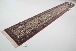 Persian Ardebil Rug Runnerr
