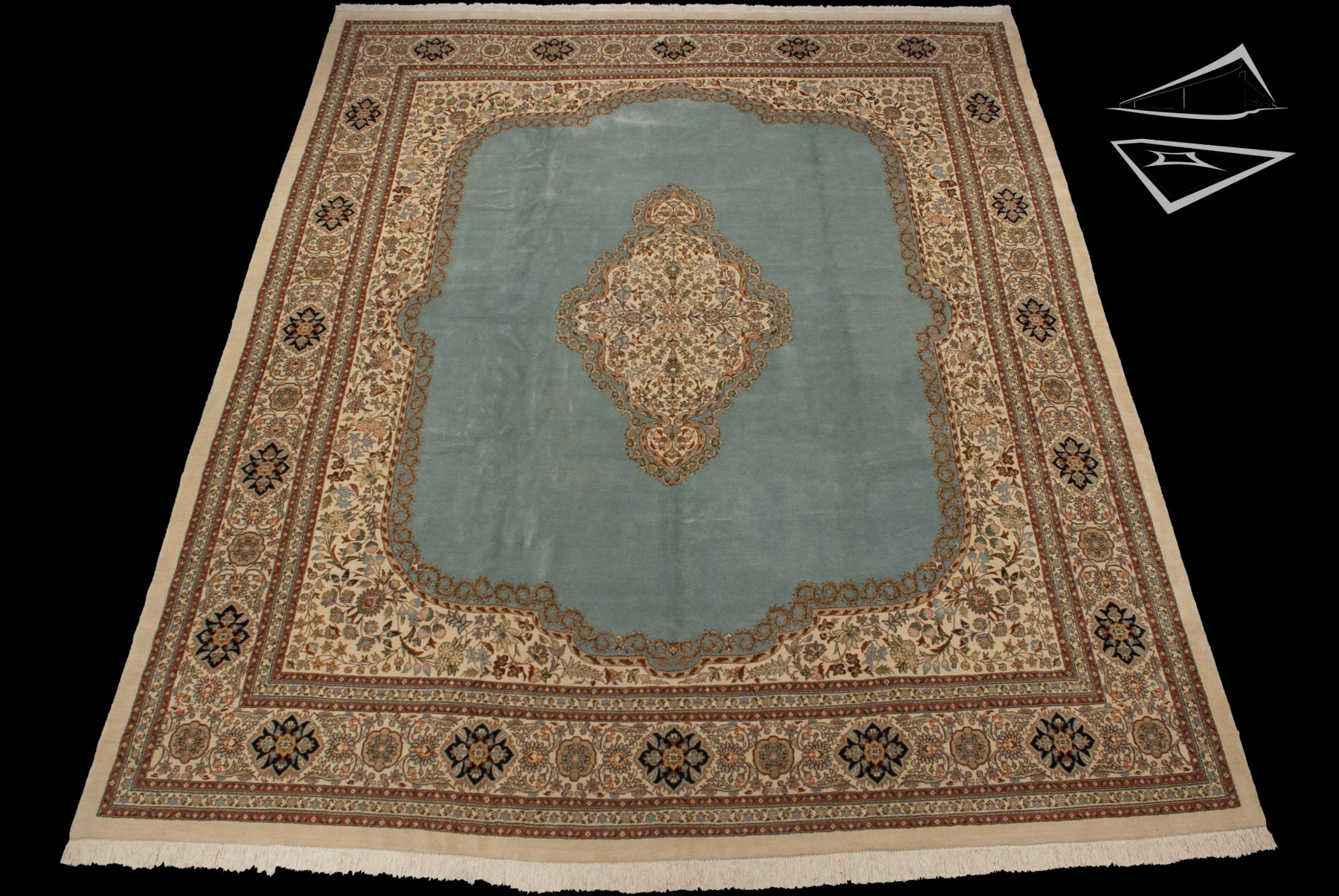 Good Persian Tabriz Rug