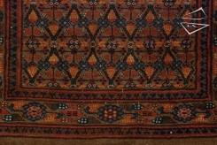 Camel Serab Rug Runner