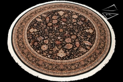 Isfahan Design Round Rug