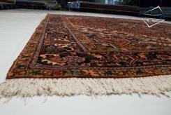 Persian Heriz Square Rug