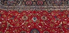 Persian Kashan Rug