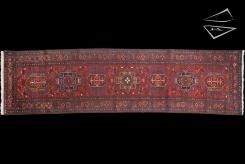 Persian Lanbaran Rug Runner