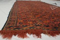 Persian Senna Flat Weave Rug Runner