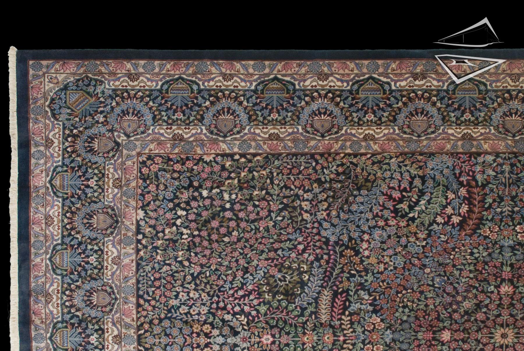 Kerman Design Rug 9 X 14
