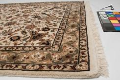 Fine Isfahan Design Rug Runner
