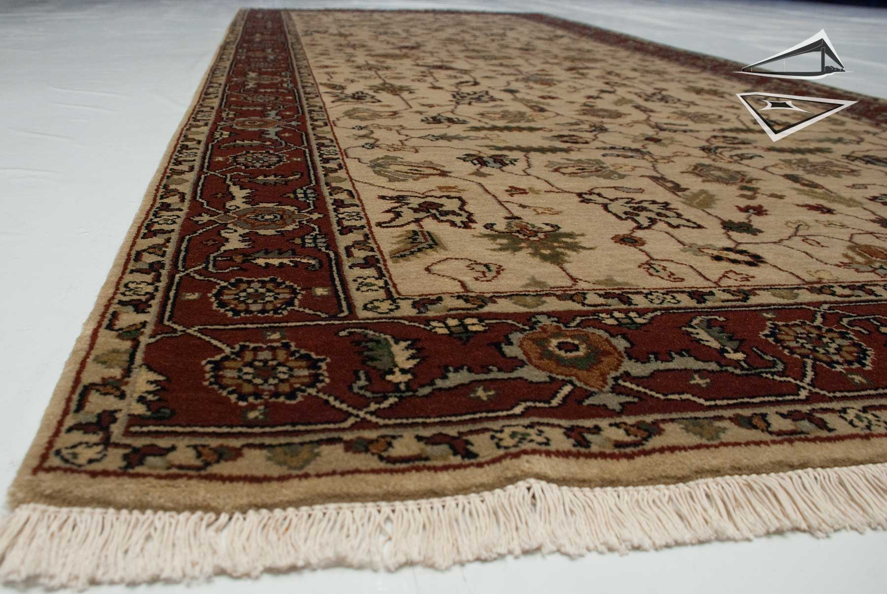 Heriz Design Rug Runner 4 X 10