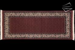 Mir Sarouk Design Rug Runner
