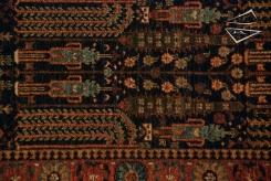 Bakhtiari Design Rug Runner