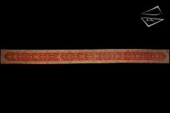 Antique Oushak Rug Runner