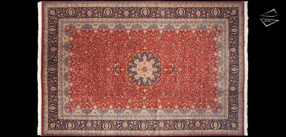 12x18 Persian Design Stani Rug