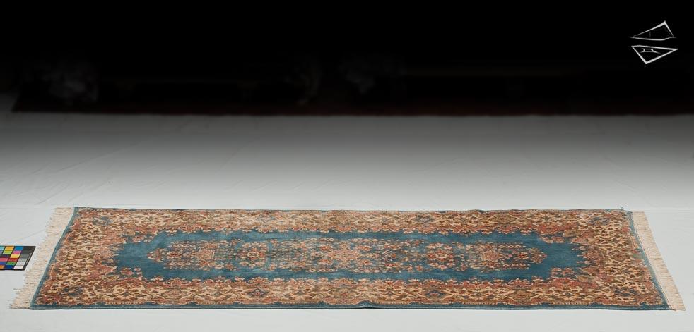 4x10 Persian Kerman Rug Runner