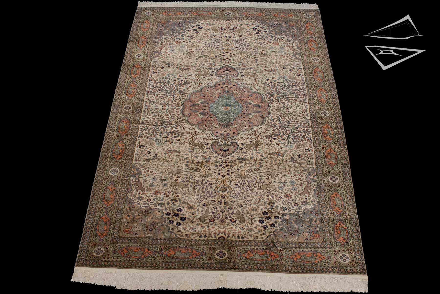 turkish caesaria rug 8 x 12 88784